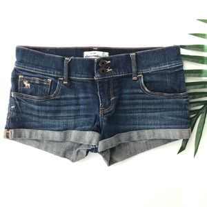Abercrombie & Fitch Denim Shorts Size 16